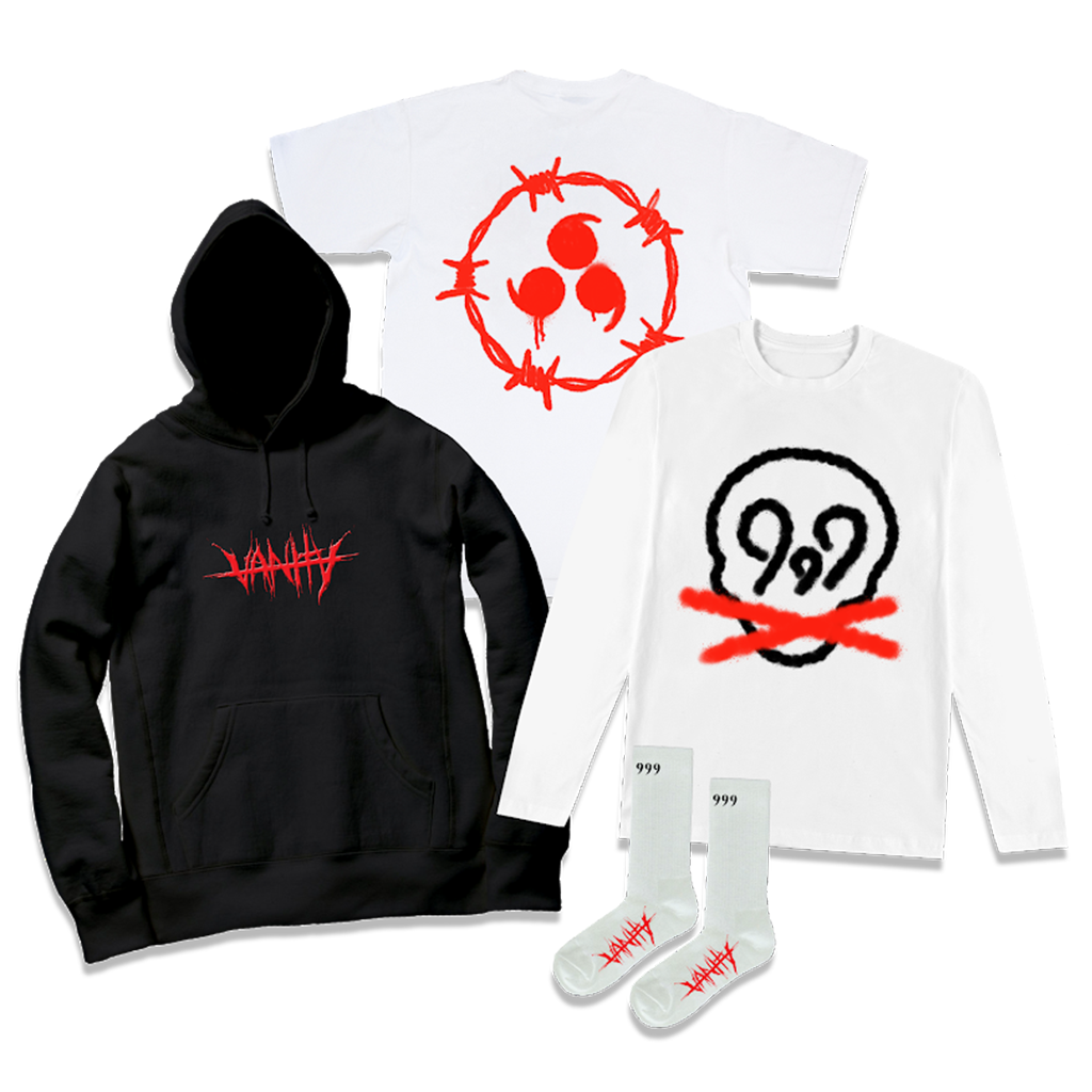 999 FRIDAY BUNDLE - JuiceWrld