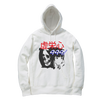 SHE KILLS ME HOODIE - WHITE - JuiceWrld