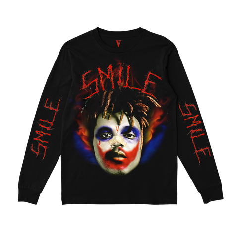 Juice WRLD x XO x VLONE Joker Long Sleeve + Digital Album