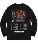 DEATH RACE FOR LOVE LONG SLEEVE - JuiceWrld