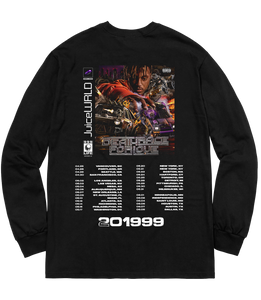 Vintage Death Race For Love Long Sleeve - JuiceWrld