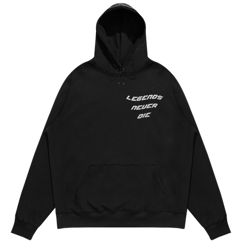 Juice WRLD X FaZe Clan Clouds Hoodie + Digital Album - JuiceWrld