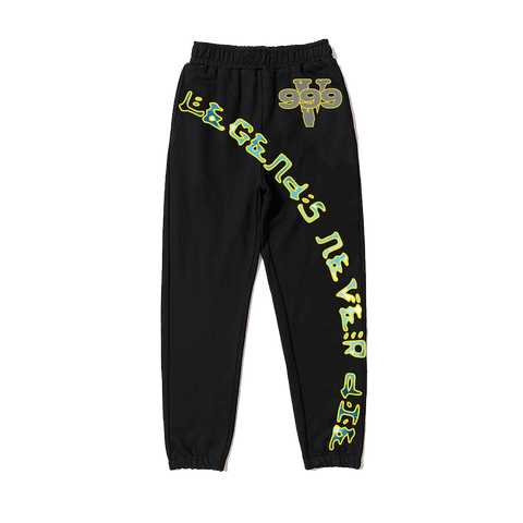 Juice WRLD X VLONE 999 Sweatpants in Black + Digital Album