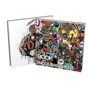 "The Juice WRLD ""Book of Encouragement"" + Digital Album - JuiceWrld"