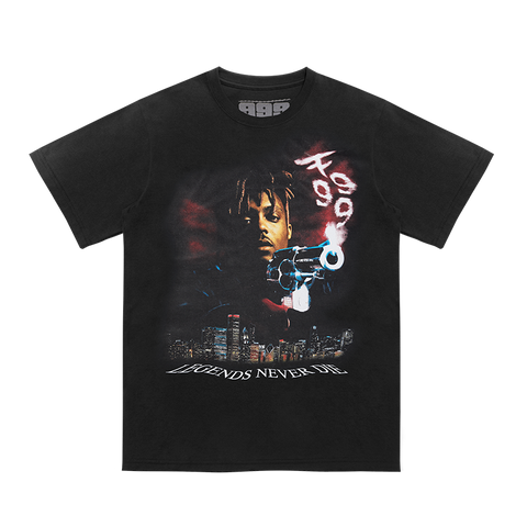 Juice WRLD X Faze Clan Guardian Tee + Digital Album - JuiceWrld