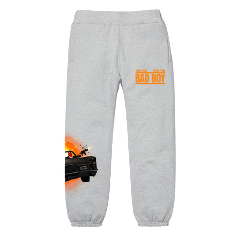 Bad Boy Futuristic Ride Sweatpants