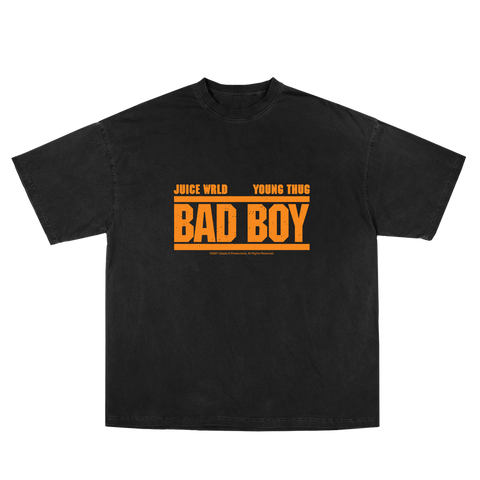 Bad Boy All Rights Reserved Tee
