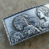 women dancing eautiful artisan lady parade barrette jennymonkey