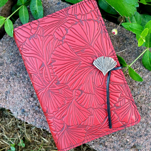 JLM36 Large Red Journal by Oberon Design