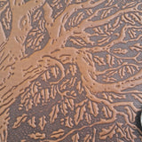 jennymonkey tree of life journal oberon design jlm17 close up