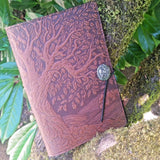 jennymonkey tree of life journal oberon design jlm17 in tree