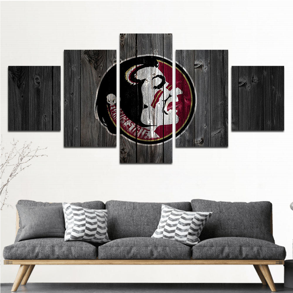 Florida State Seminoles - Ole Canvas