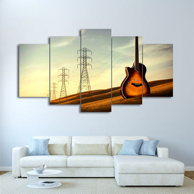 GUITAR POWER - Ole Canvas