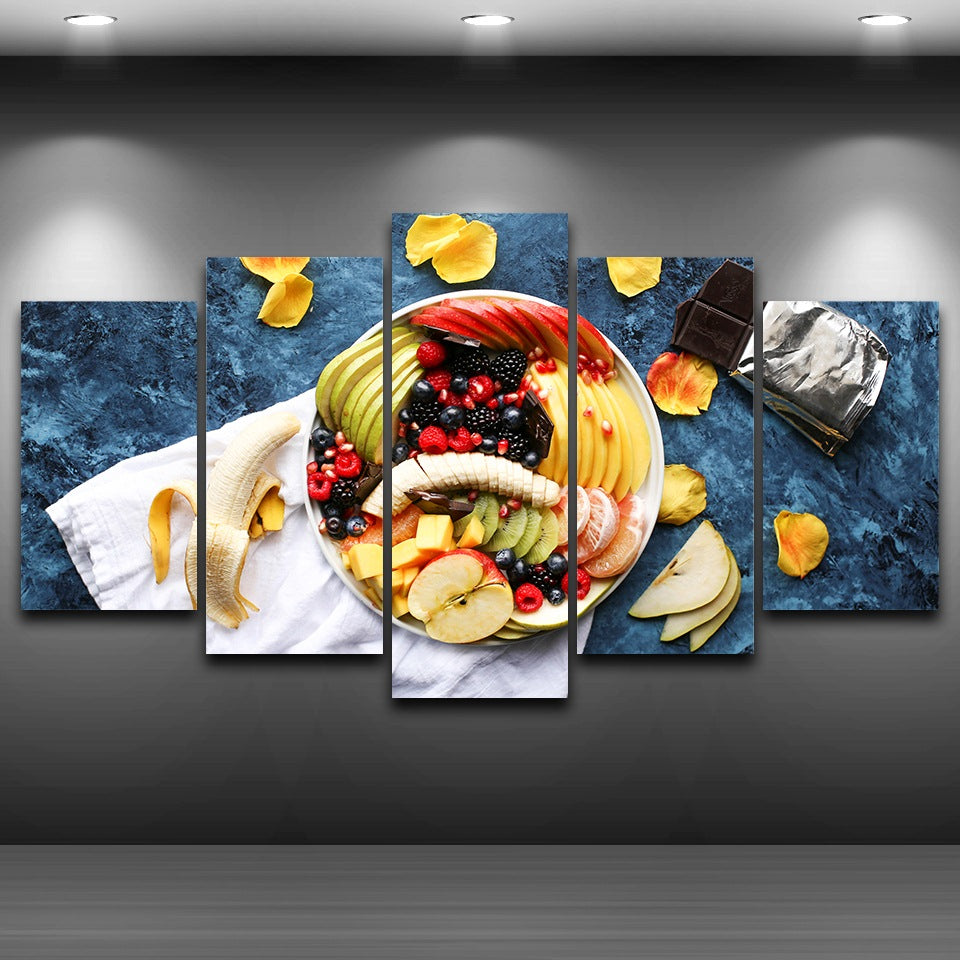 Fruit Platter, PRINTS, Ole Canvas