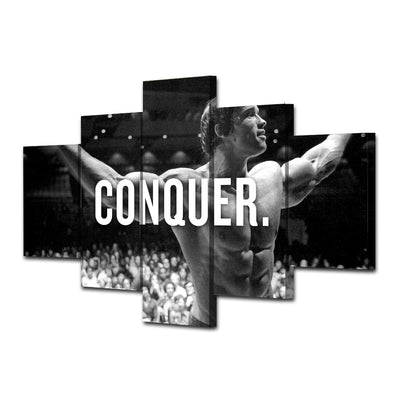 Conquer - Ole Canvas