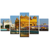 SIMPLY GOLDEN TEMPLE - Ole Canvas