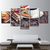 CINNAMON COFFEE, PRINTS, Ole Canvas