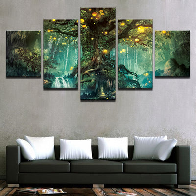 MAGICAL TREE - Ole Canvas