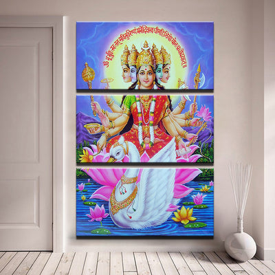 Avatars Of Durga, PRINTS, Ole Canvas