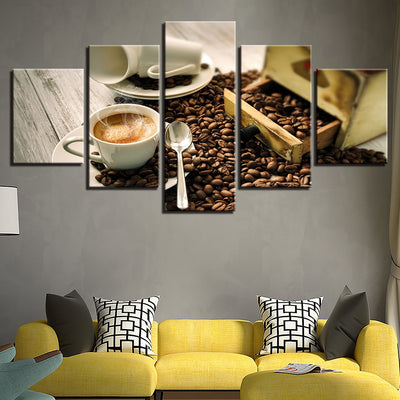 Coffee Cafe - Ole Canvas