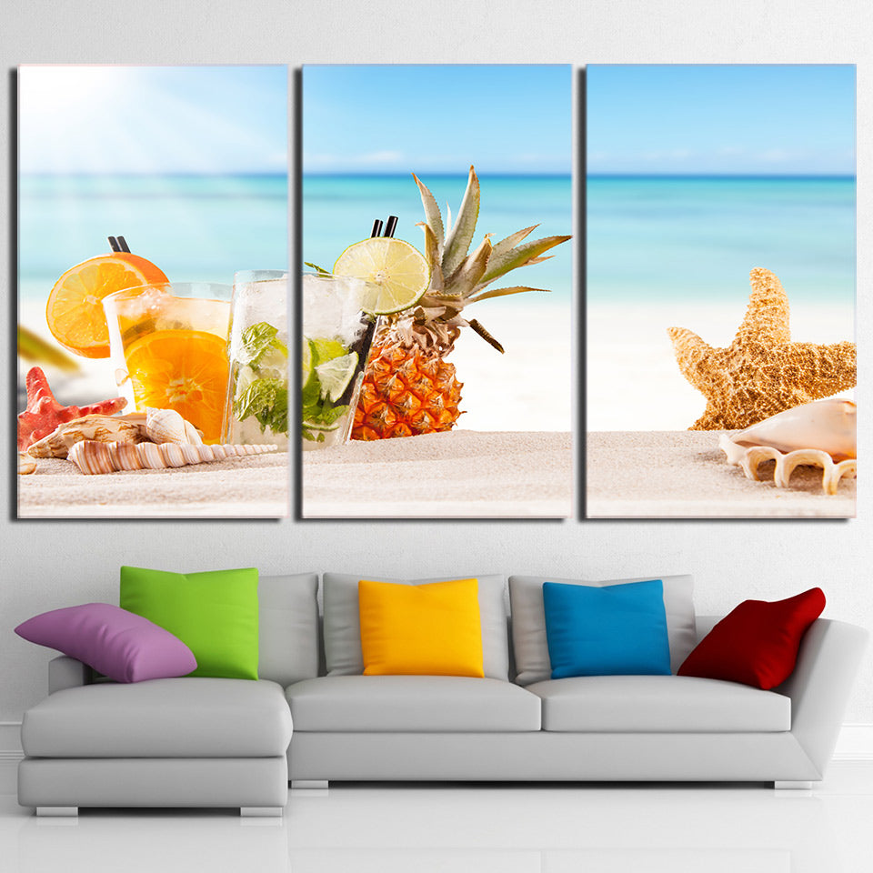 Pineapple Punch, PRINTS, Ole Canvas
