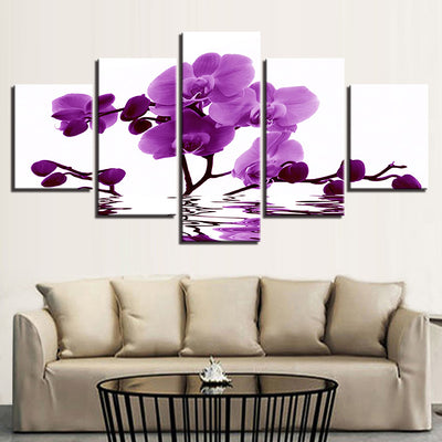 BLOOMING ORCHID - Ole Canvas