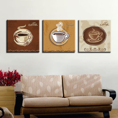 1950's COFFEE - Ole Canvas