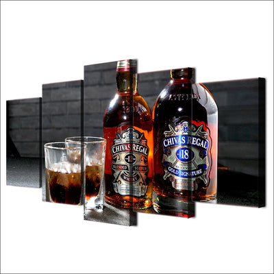 Chivas Regal - Ole Canvas
