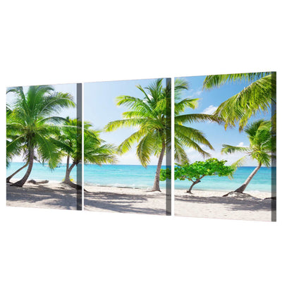 COCONUT TREES - Ole Canvas