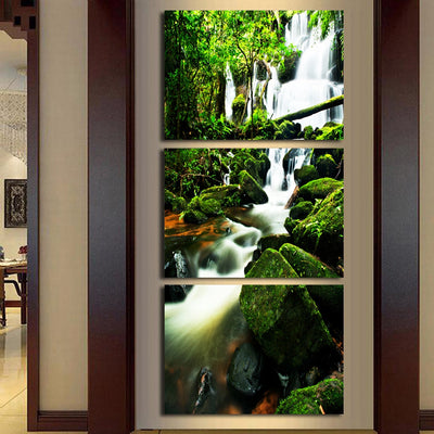 Tropical Forest - Ole Canvas