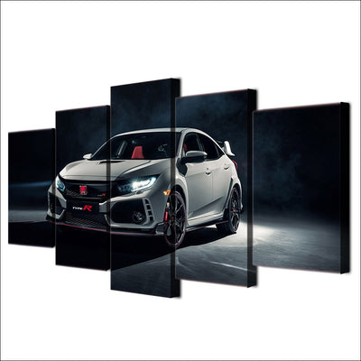 Honda Type R - Ole Canvas