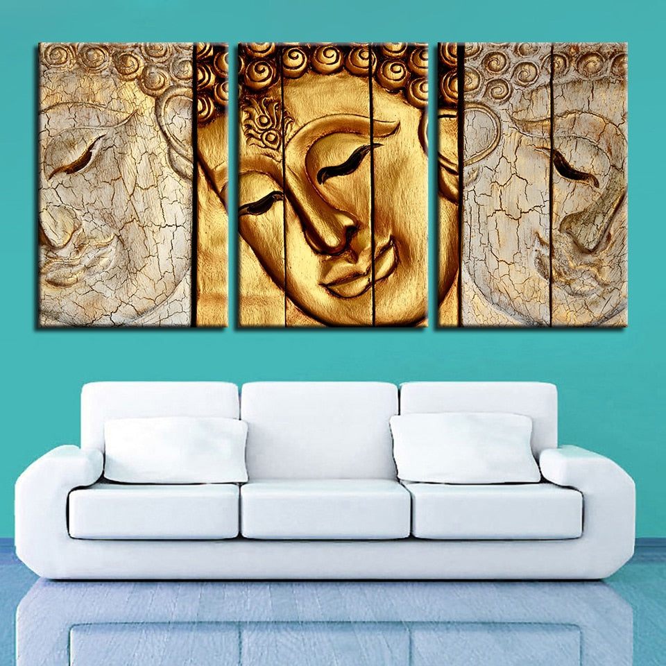 Art Buddha, PRINTS, Ole Canvas