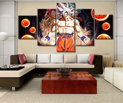 Dragon Ball - Ole Canvas