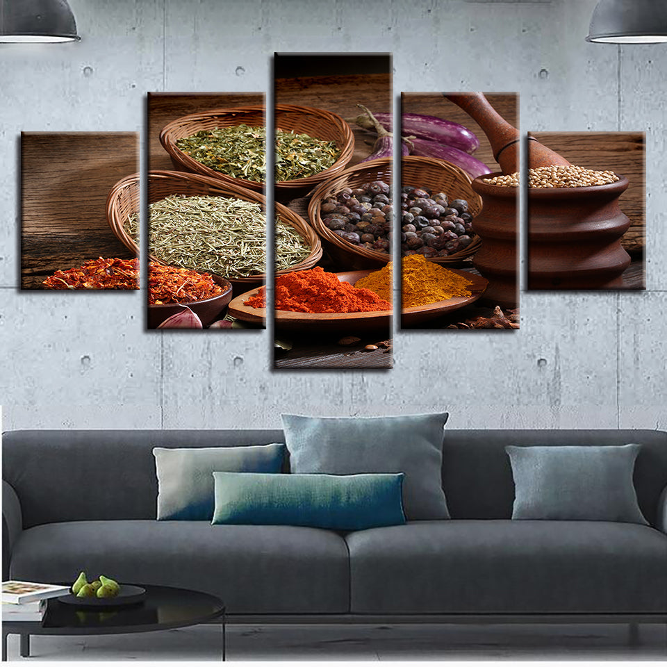 Red Chili, PRINTS, Ole Canvas