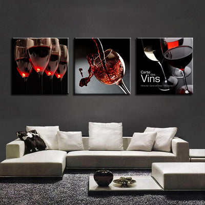 Wine List - Ole Canvas