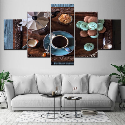 Coffee Cookies - Ole Canvas