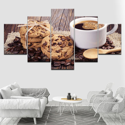 Chocolate Chip Cookies - Ole Canvas