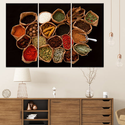 SPICES - Ole Canvas