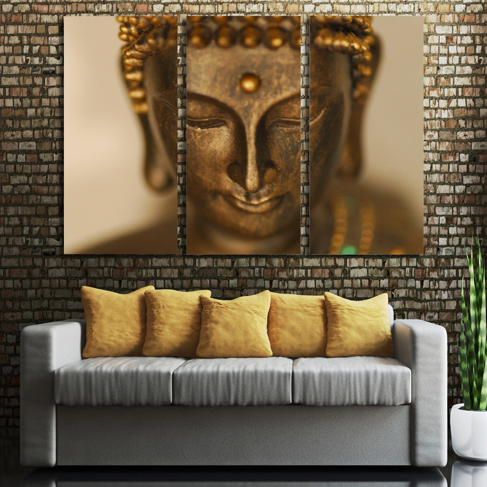 Buddha Peace, PRINTS, Ole Canvas