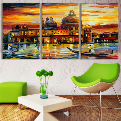 Venice - Ole Canvas