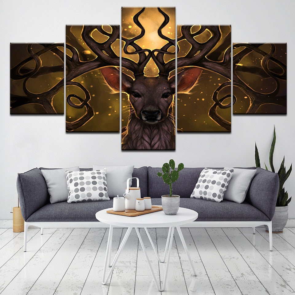 The Magical Stag