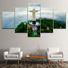 SKY VIEW OF CHRIST THE REDEEMER - Ole Canvas