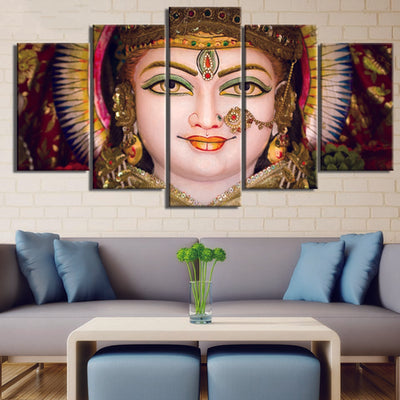 MAA DURGA - Ole Canvas