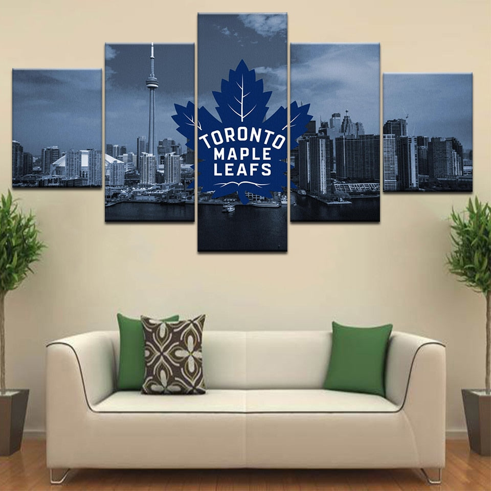 Toronto Maple Leafs Skyline
