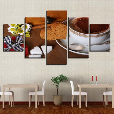 Coffee Cubes - Ole Canvas