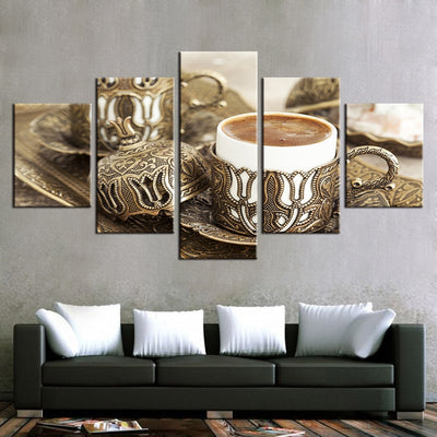 Coffee Arabica - Ole Canvas