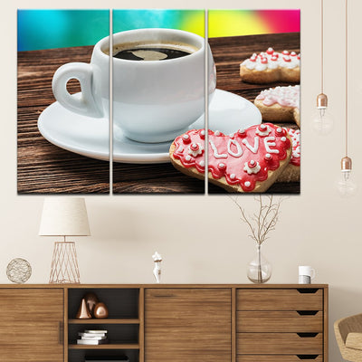 Coffee Donuts - Ole Canvas