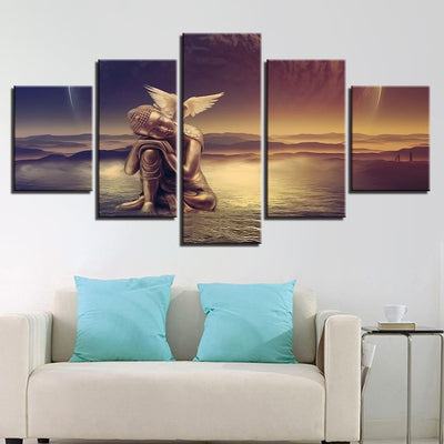 Buddha Wings - Ole Canvas