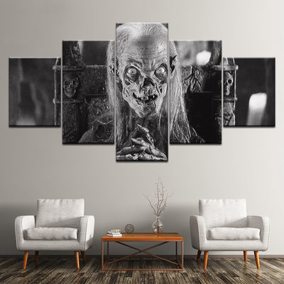 Old Skull - Ole Canvas