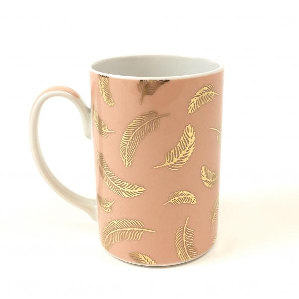 Mug 35 cl, Powder Pink